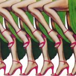 Types of dancing on high heels